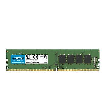 Crucial 16Gb Ddr4 Udimm 3200Mhz Cl22 Desktop Pc Memory Ram