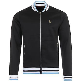 Luke 1977 Athersmith Bomber Sweatshirt - Black