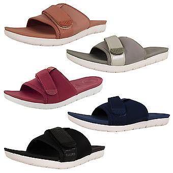 Fitflop Femmes Néoflex Néoprène Slide Sandal Chaussures