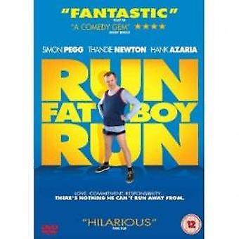 Biegać, Gruby Chłopiec, Biegać DVD
