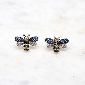 Clous d'oreilles Niiki Paris - NJE346 -Bees
