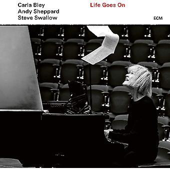 Carla Bley / Andy Sheppard / Steve Swallow - Life Goes On Vinyl