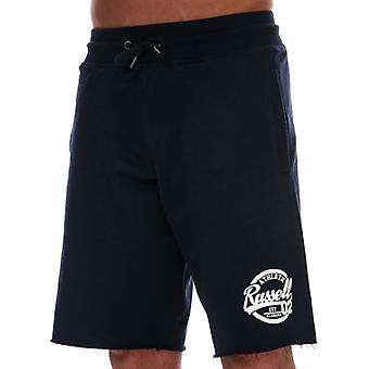 Men's Russell Athletic Shorts in Blue