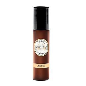 Joans A Keeper Scent Oil Warm Honey, 0.33 Oz