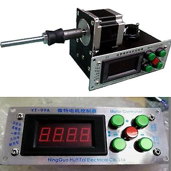 Precision Digital Control Automatische Low Variable Speed Coil Winding Machine