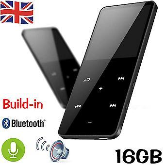 16GB Sports Bluetooth MP3 Player MP4 Media FM Radio Recorder HIFI Music Speaker