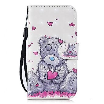 Pu Leather Cases For Coque Samsung Galaxy M30s Phone Case Wallet Flip Stand Back Cover Etui