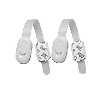 Child lock / Parental controls White 2-pack