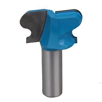 حفر مفك بت كربيد سبيكة إصبع قبضة جهاز التوجيه بت من 1/2 بوصة ساق ديا أداة النجارة
