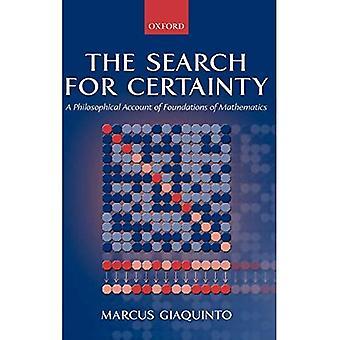 La recherche de la certitude : un compte rendu philosophique des fondements des mathématiques