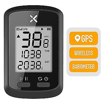 Smart Gps Cycling Computer Wireless Bike Digital Speedometer Xoss