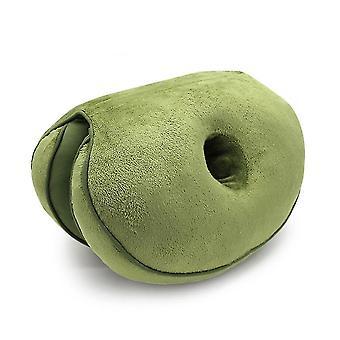 Chaises homemiyn multifunctional super soft cushion  memory foam cushion for sofa chair car seat  plastic