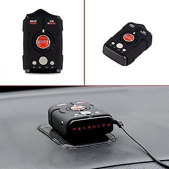 16 Band Scanning Car Detector Led Display Xk Nk Laser Anti Radar Detector
