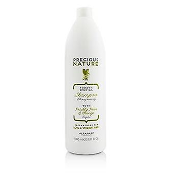Alfaparf Precious Nature Today's Special Shampoo (for Long & Straight Hair) - 1000ml/33.81oz
