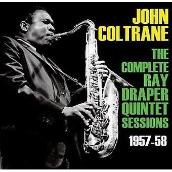 John Coltrane - importação EUA Coltrane completa John Ray [CD]