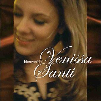 Venissa Santi - Bienvenida [CD] USA import