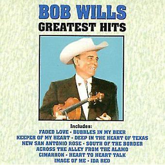 Bob Wills & His Texas Playboys - Greatest Hits [CD] USA import
