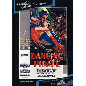 Dancing Pirate (1936) [DVD] USA import