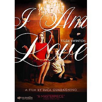 Tilda Swinton - I Am Love [DVD] USA import