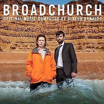 Olafur Arnalds - importation USA Broadchurch-origine [CD]