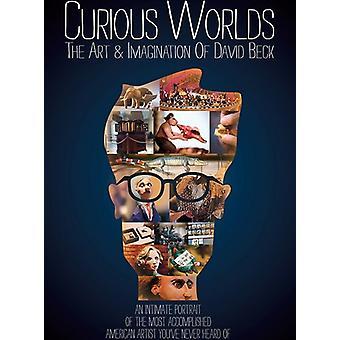 Curious Worlds: Art & Imagination of David Beck [DVD] USA import