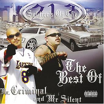 Soldier's of the 213 - Best of the 213 [CD] USA import