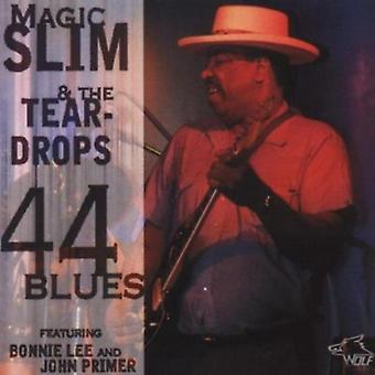 Magic Slim & Teardrops - 44 Blues [CD] USA import