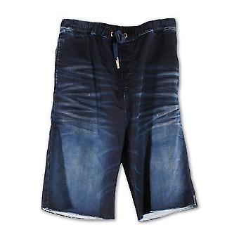 Klinke De Cru Stargazer Napped Denim Fleece svette Shorts