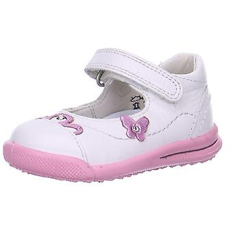 Superfit Girls Avrile 373-51 Shoes White Leather