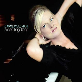 Carol Welsman - Alone Together [CD] USA import
