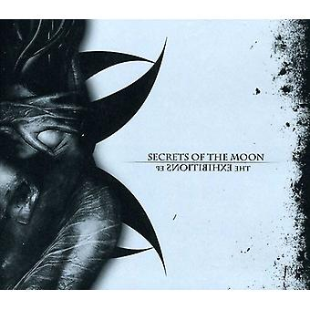 Secrets of the Moon - Exhibitions EP [CD] USA import