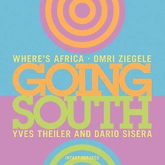 Dyani / Ziegele / Sisera - Going South [CD] USA import