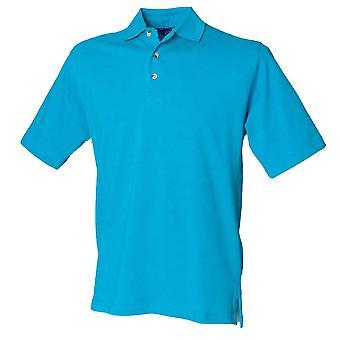 Camisas de Polo de Henbury clásico