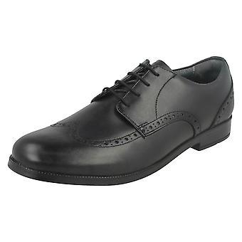 Girls Startrite School Shoes Brogue