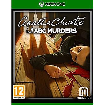 Agatha Christie The ABC Murders (Xbox One) - Novo