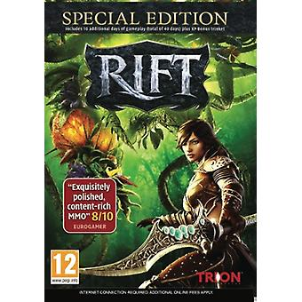 Rift - Special Edition (PC CD) - As New