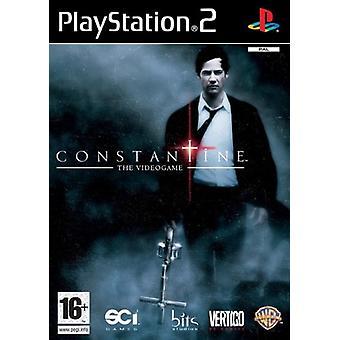 Constantine (PS2) - New