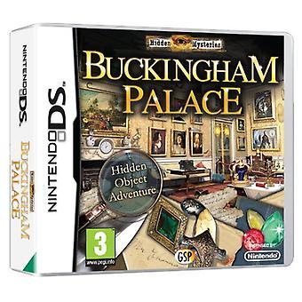 Hidden Mysteries Buckingham Palace (Nintendo DS) - Novo