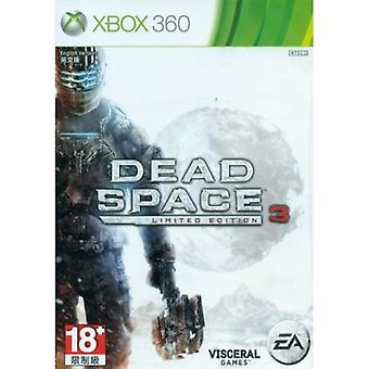Dead Space 3 Limited Edition Game Xbox 360 - Als nieuw