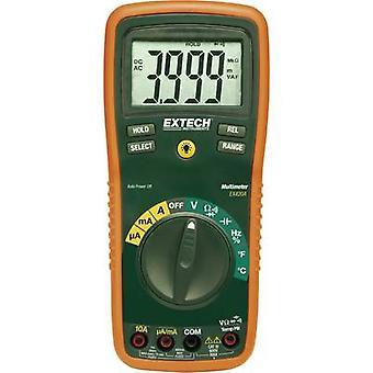 Extech EX420 Handheld multimeter Digital CAT III 600 V Display (counts): 4000