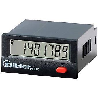 Kübler CODIX 140 Pulse counter Codix 140