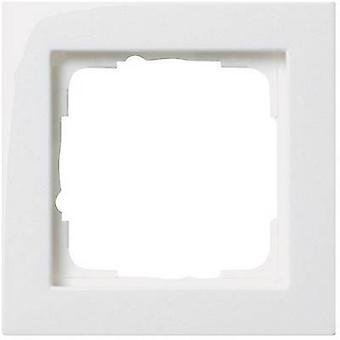 GIRA 1 x Frame E2, standaard 55, systeem 55 zuiver wit 0211 29