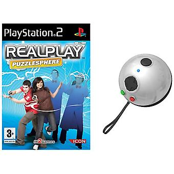 Realplay Puzzlesphere (PS2) - New Factory Sealed