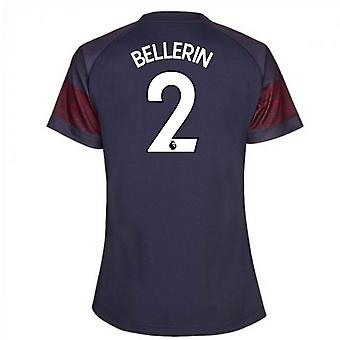 2018-2019 Arsenal Puma Away Ladies Shirt (Bellerin 2)