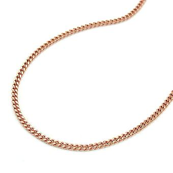 Necklace chain 1, 3mm 14Kt rose gold 45 cm