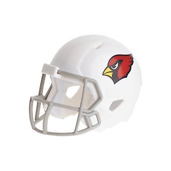 Cascos de fútbol bolsillo Riddell speed - cardenales de Arizona de la NFL