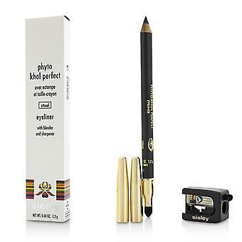 Sisley Phyto Khol perfect eyeliner (cu Blender si SHARPENER)-# Steel-1.2 g/0.04 Oz
