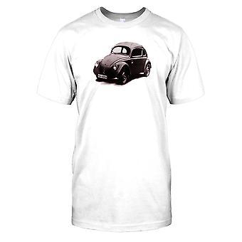 Klassieke VW kever auto beeld Mens T Shirt