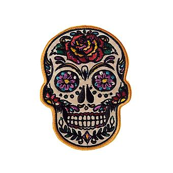 Banni des vêtements Sugar Skull Patch