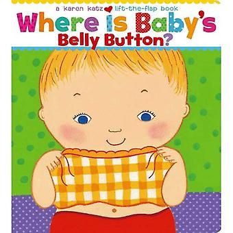 Vart är barnets navel?